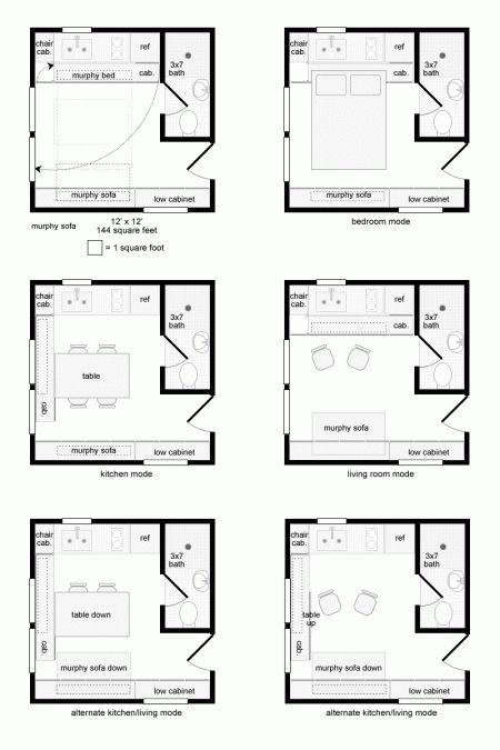 Best 160 Best Esque 8X10 Tiny House Journey Images On 400 x 300