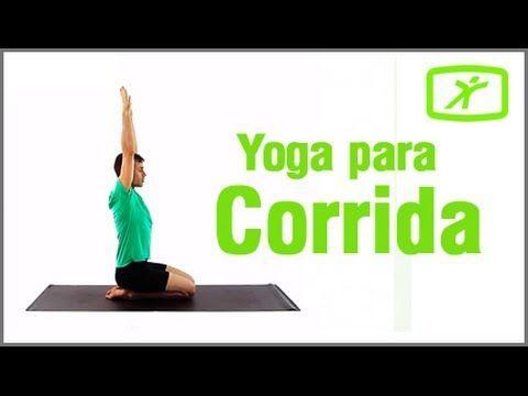 Aula de Yoga para Iniciantes - #8 - Para Melhorar Desempenho e Prevenir Lesões de Corredores - YouTube