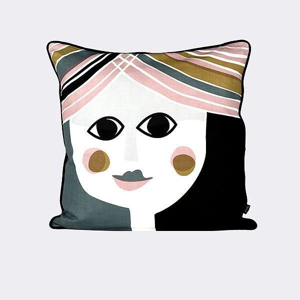 ferm living mrs pillow