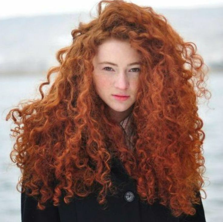 White Women With Naturally Curly Hair Www Pixshark Com