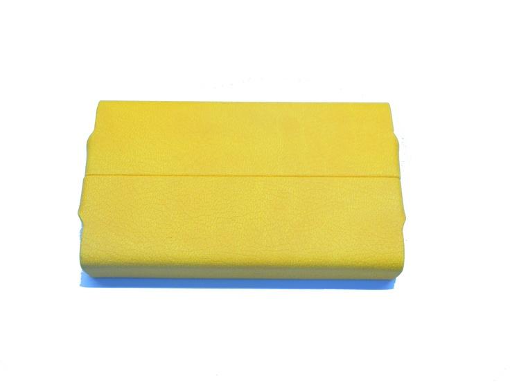 New season Yellow Card Holder