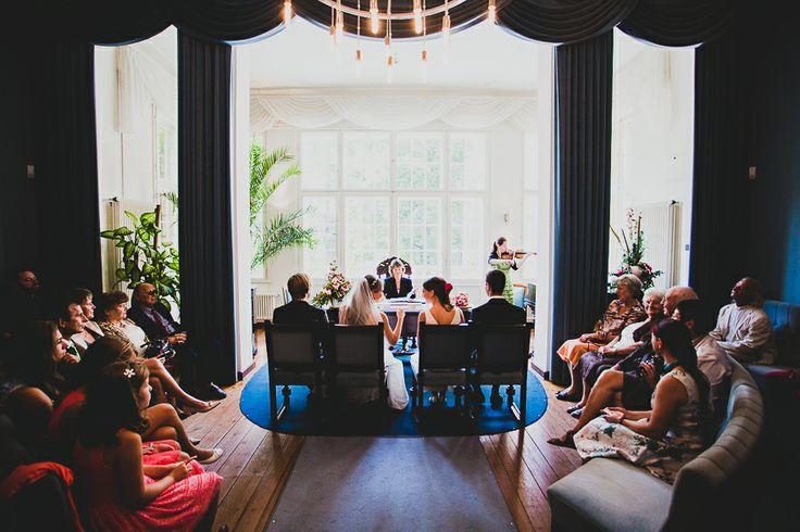 Hochzeitsfotos aus Potsdam: Eine Doppelhochzeit
