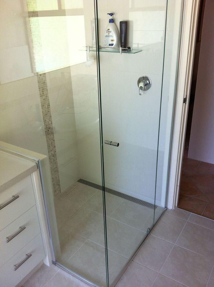 One Brick Nib Wall ( Wall Tiles)   Bathroom Renovation Kardinya  Perth Best Bathrooms  On the Ball Bathrooms