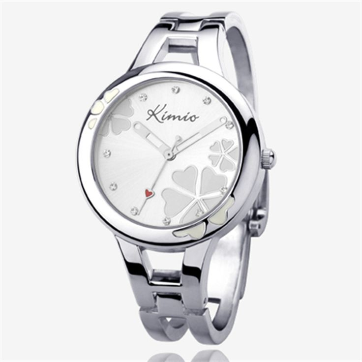 $7.27 (Buy here: https://alitems.com/g/1e8d114494ebda23ff8b16525dc3e8/?i=5&ulp=https%3A%2F%2Fwww.aliexpress.com%2Fitem%2F2016-Hot-Sale-Kimio-Ladies-Watch-Brand-Casual-Fashion-Quartz-Bracelet-Wristwatch-Stainless-Steel-Clover-Crystal%2F32678761734.html ) 2016 Hot Sale Kimio Ladies Watch Brand Casual Fashion Quartz Bracelet Wristwatch Stainless Steel Clover Crystal Dress Watches for just $7.27