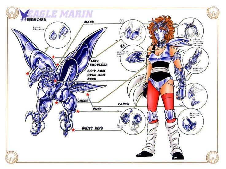 Eagle Cloth - Seiyapedia