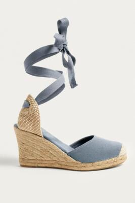 367144cd5cd Check out UO Erin Espadrille Wedge Sandals from Urban Outfitters