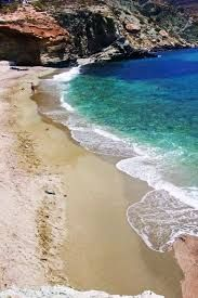 Image result for agali beach folegandros
