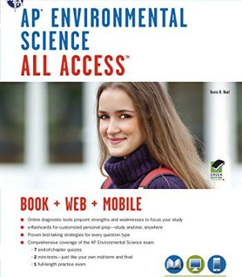 AP® Environmental Science All Access Book + Online + Mobile (Advanced Placement (AP) All Access) PDF