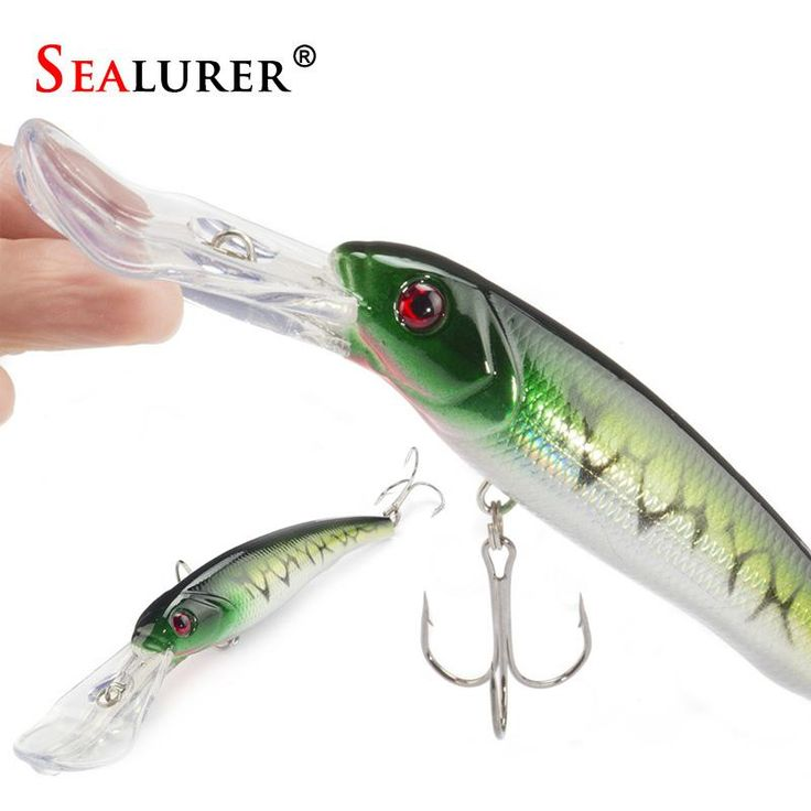 Striper Fishing Season is around the corner !!  Check out these awesome deep swim baits.  fishing rods#fishing#fishing boats#bass fishing#trout fishing#saltwater fishing#fishing tips#fishing tackle organization#fishing lure#fishing quotes#fishing boat accessories#fishing accesories#pro fishing#salmon fishing    6.5 inch Minnow Fishing Lure Deepswim Saltwater Hard Bait