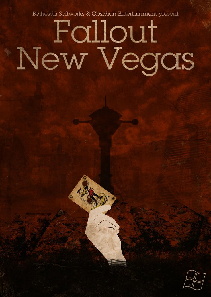 Playin' in the 70's Fallout New Vegas by Margenal.deviantart.com