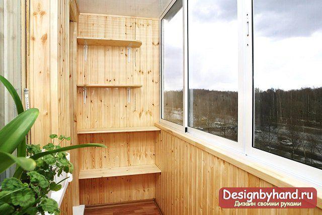 Отделка балкона своими руками: виды, фото и видео инструкции