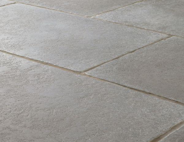Darlington Grey Antiqued Limestone Floors,