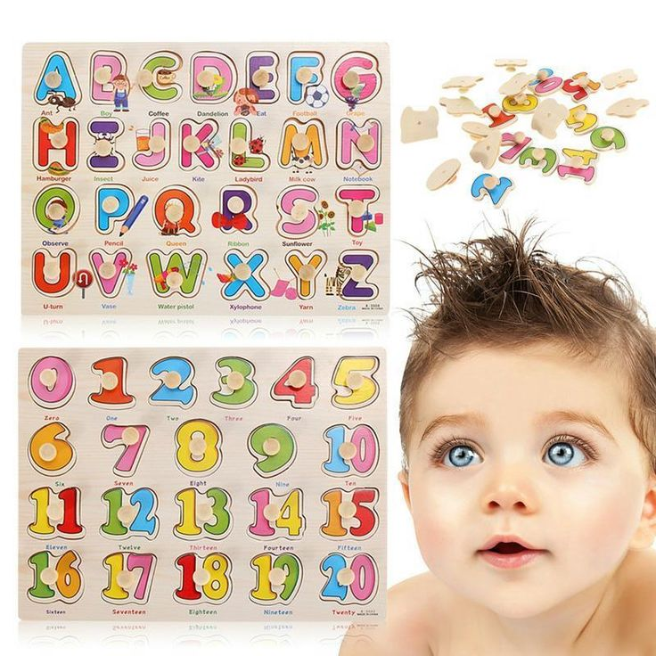 Child Kids Toys The Learning Journey Lift and Learn Puzzle With Numbers Letters #JOCESTYLE #Digital