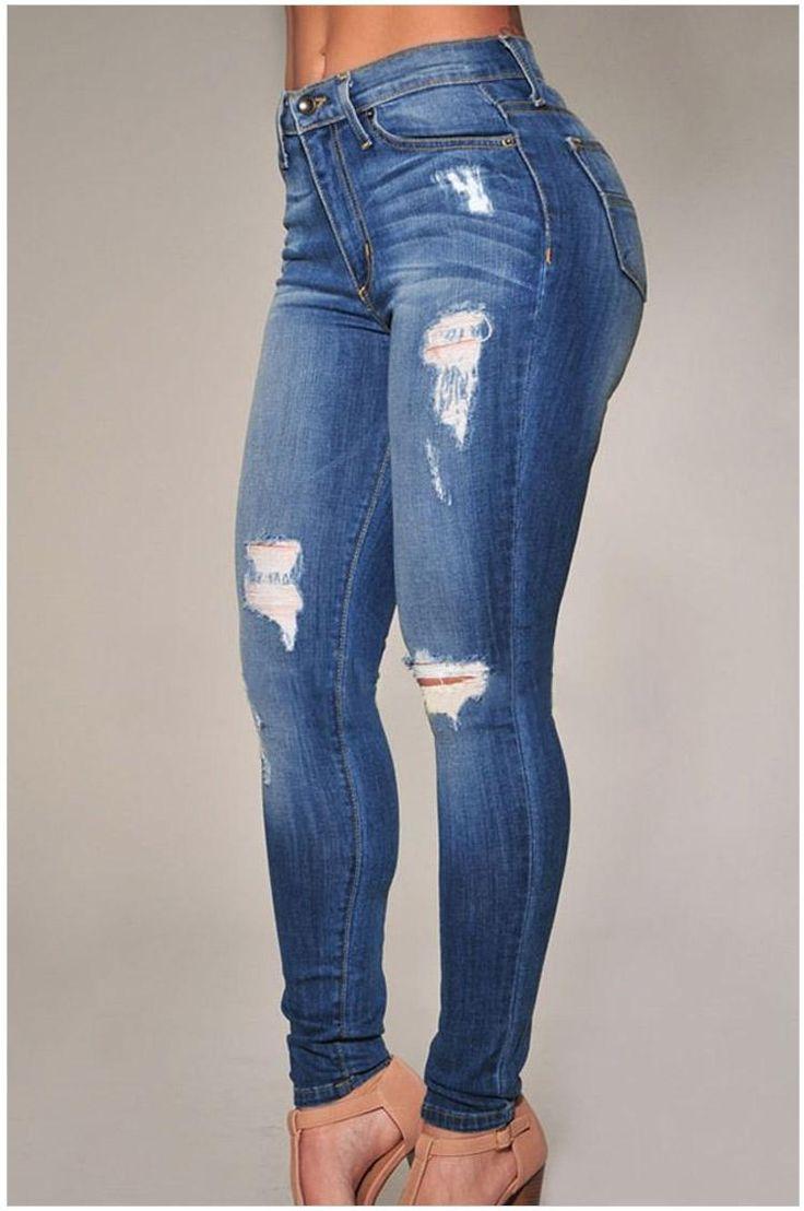 38 besten women jeans Bilder auf Pinterest | Bleistift, Designer und ...