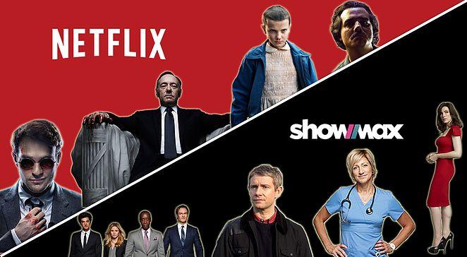Netflix vs Showmax   DailyVibes   Kultura   Lifestyle   Rozrywka   Informacje