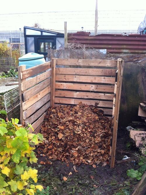 Ooh, compost....