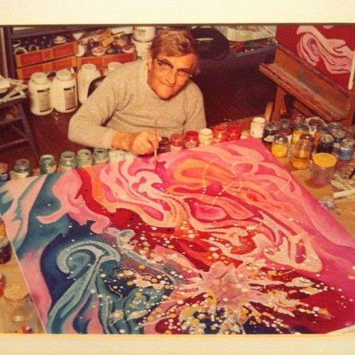 17 best images about art vance kirkland on pinterest for 88 kirkland salon