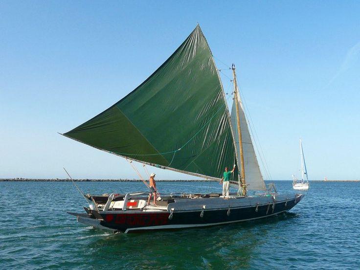 Atom Voyages - Hans Klaar on Building and Sailing the Polynesian Double Canoe Ontong Java | Waka ...