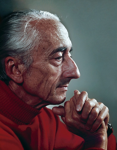 Jacques Cousteau 1972