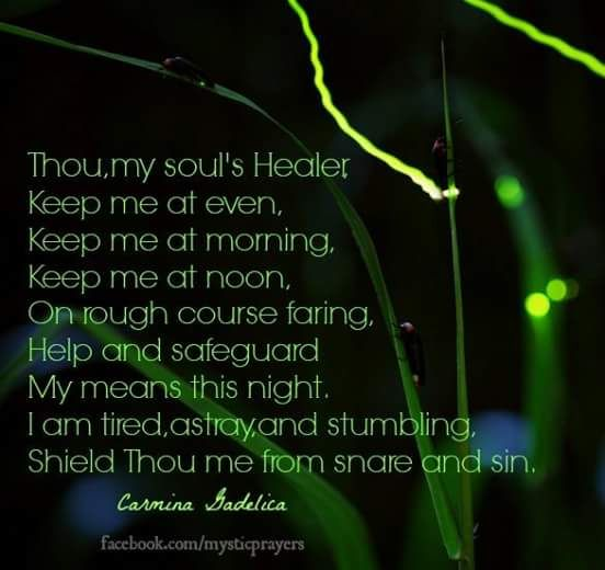 Celtic prayer, Carmina Gadelica