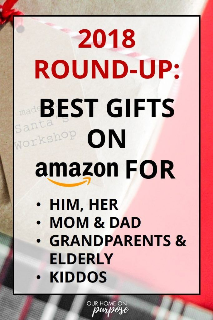 Best Gifts on Amazon: Recommendation Round-Up