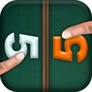 Math Duel - gry matematyczne dla jednego ucznia lub w parach