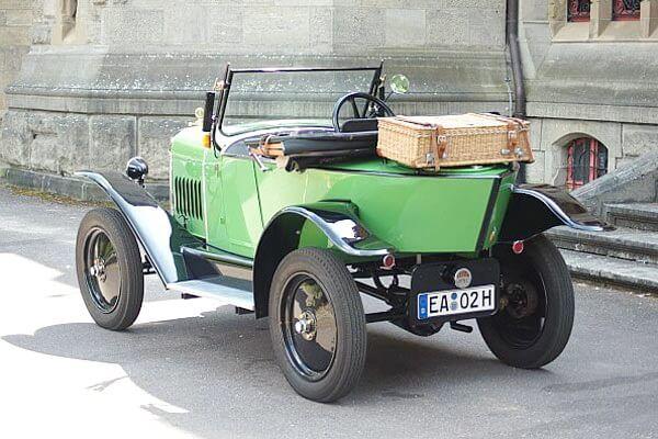 Opel Laubfrosch 4/12 PS