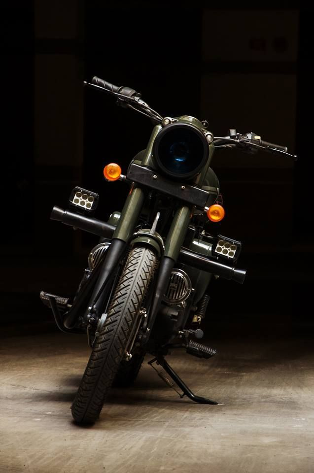 royal enfield modified standard 350 modified by eimor customs rh pinterest com