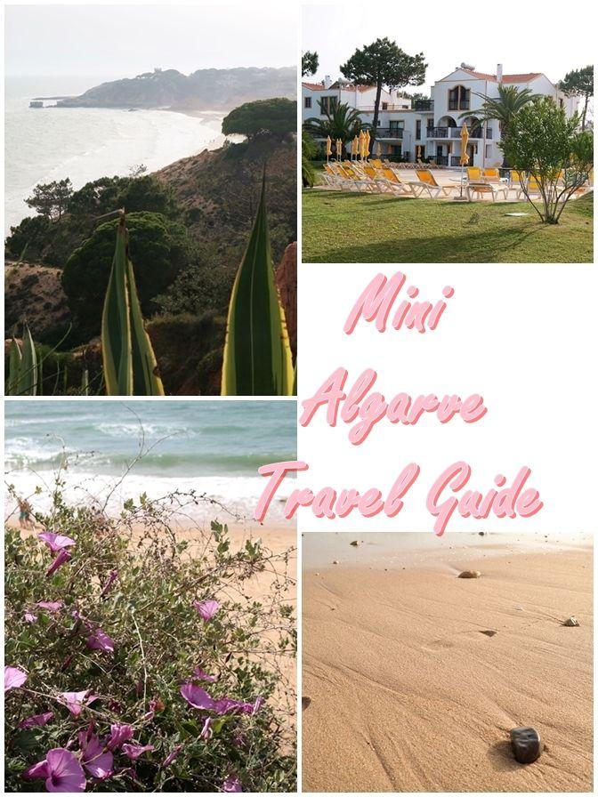 Eine Woche in #Albufeira, #Portugal: Entspannen in der #Algarve. Mini Travelguide.  #reisen #travel
