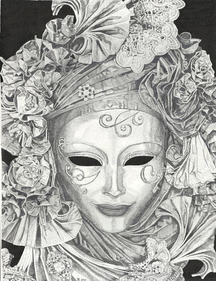 Картинки карнавала рисунки