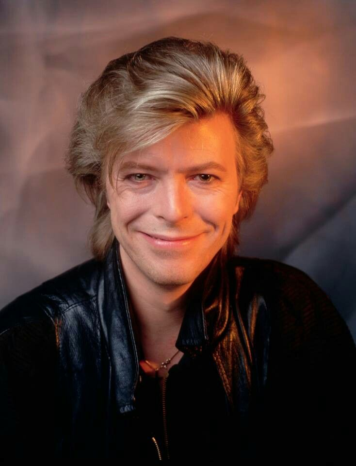 BLUE JEAN - David Bowie The Man, The Legend, The Goblin King...