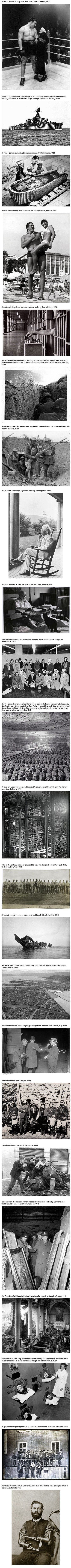 24 Amazing Historical Photos That You Probably Haven't Seen Before - TechEBlog