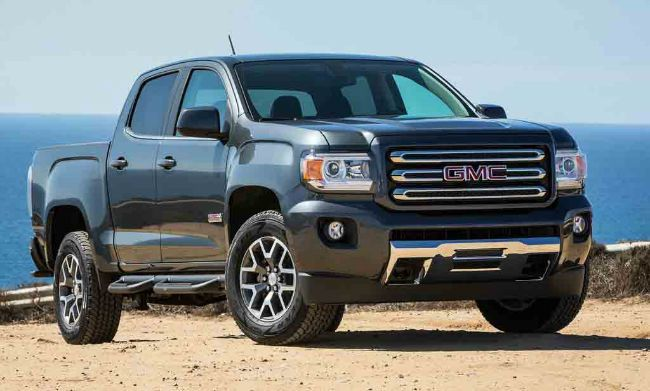 2016 GMC Canyon Duramax Model