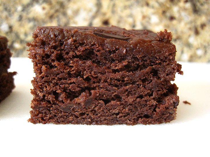 Chocolate Banana Snack Cake