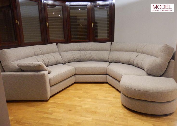 17 mejores ideas sobre sof de color crema en pinterest for Sofas para salones estrechos