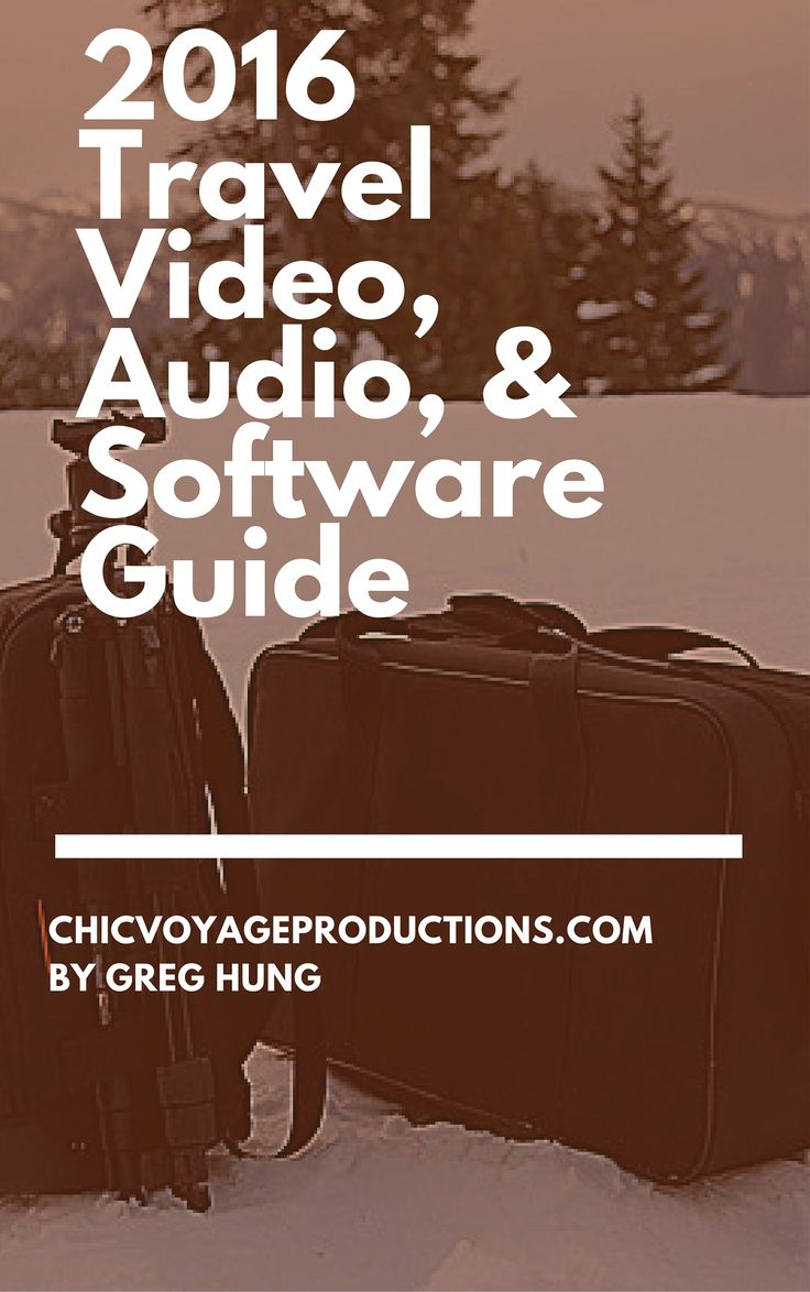 chicvoyageproductions.com/videogear/ Travel video gear – The Essential guide to Create Travel Content |