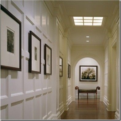 Board And Batten Wainscoting | Adore Molding Paneling Wainscotting Board  And Batten Bead Board .