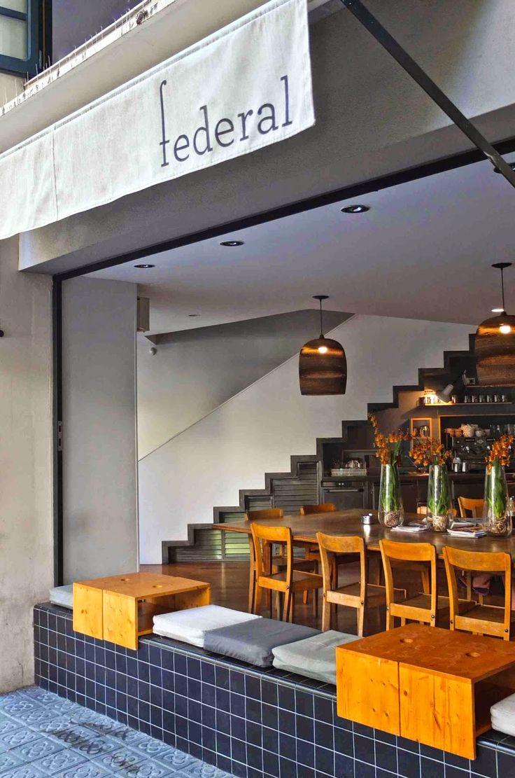 Cafe Federal - Barcelona Slavia vintage : le blog des univers vintage