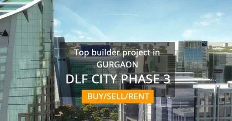 DLF city phase iii