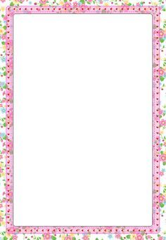Image result for pretty color page borders clip art