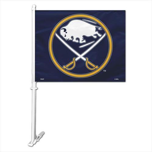 Buffalo Sabres NHL Car Flag