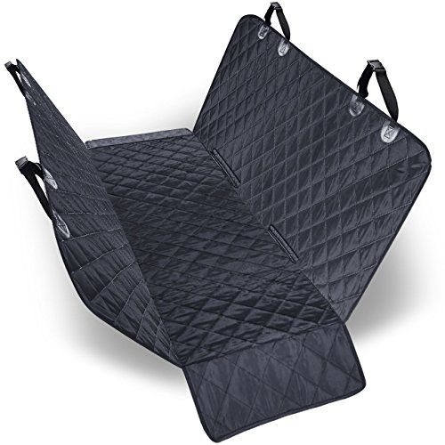 URPOWER 100% Waterproof Dog Car Seat Covers Car Cover for Dogs Pet Seat Cover with Side Flaps Hammock Convertible Scratch Proof Nonslip Washable Padded Dog Seat Cover for Cars Trucks and SUVs. For product & price info go to:  https://all4hiking.com/products/urpower-100-waterproof-dog-car-seat-covers-car-cover-for-dogs-pet-seat-cover-with-side-flaps-hammock-convertible-scratch-proof-nonslip-washable-padded-dog-seat-cover-for-cars-trucks-and-suvs/
