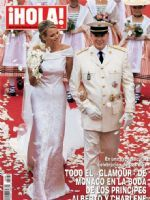 Hola! Magazine [Mexico] (13 July 2011)