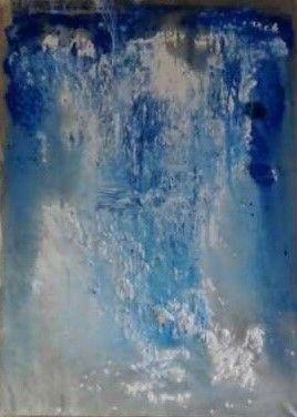 abstrakcja,eksperyment malarski, Lidia