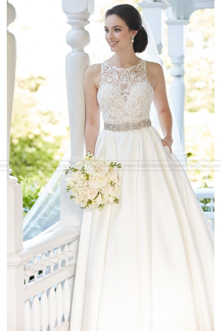 Martina Liana Trendy Ball Gown Wedding Dress Separates Style Brody + Sonny