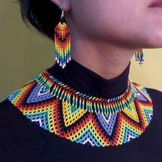 Collares : Gargantilla Embera Cordillera                                                                                                                                                      Plus