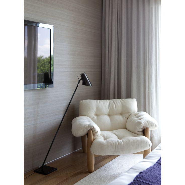 Arquitetura, design, Sergio Rodrigues, poltrona Mole, interior design