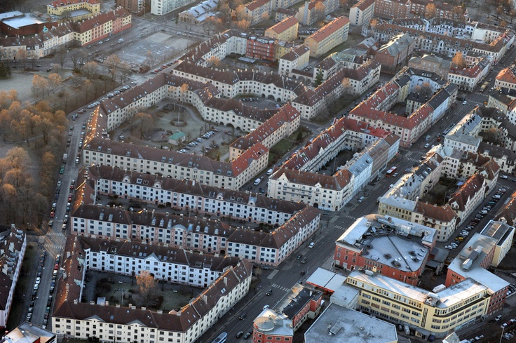 Torshov, Oslo - in my heart forever
