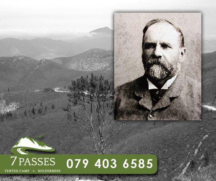 #ThrowBackThursday: Master road builder and engineer, Thomas Charles John Bain, took on the project of building a proper road between George and Knysna in 1867, which would include traversing 10 rivers and 7 gorges and would cover a distance of 75 kms. #7passes
