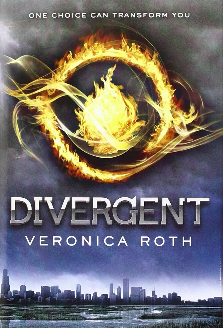 Divergent by Veronica Roth (#1)